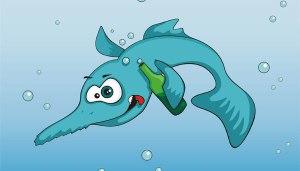 Пьяная рыбка