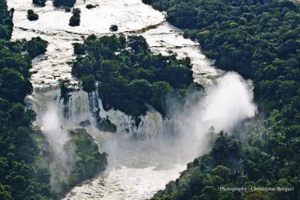 Водопад Салтос дас Андоринхас