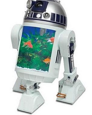 Робот-аквариум