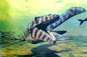 Мозазавр 2