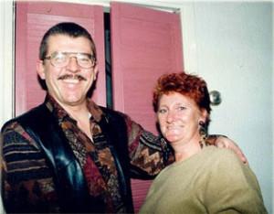 Виллем ван Вейзел с супругой